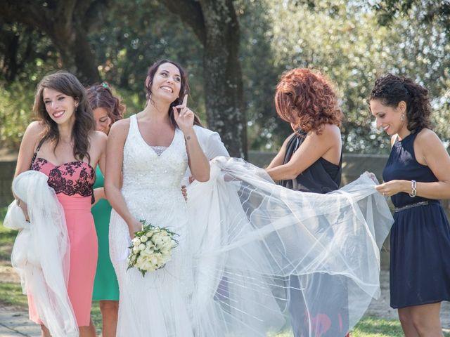 Il matrimonio di Massimiliano e Alessia a Napoli, Napoli 57