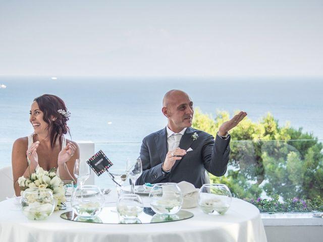 Il matrimonio di Massimiliano e Alessia a Napoli, Napoli 72