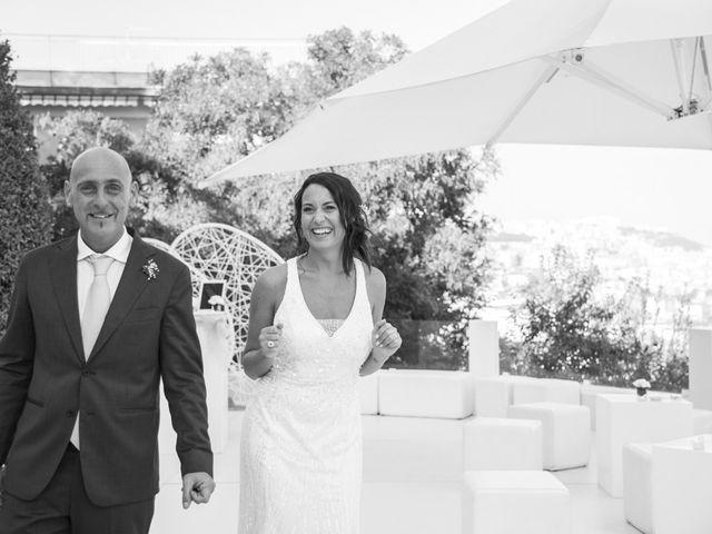 Il matrimonio di Massimiliano e Alessia a Napoli, Napoli 74