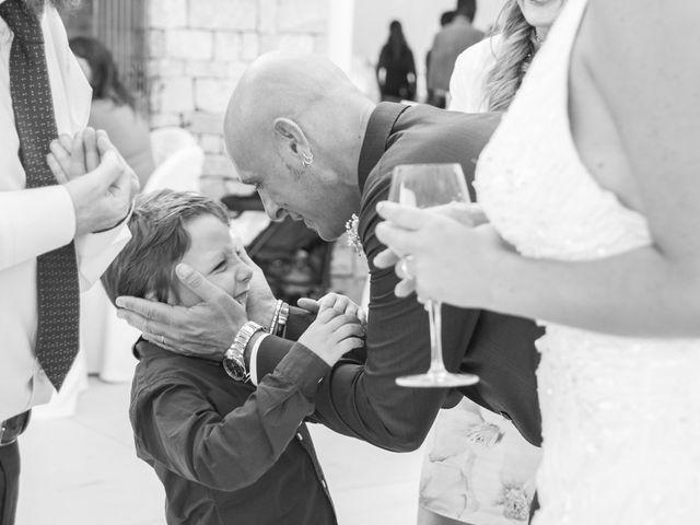 Il matrimonio di Massimiliano e Alessia a Napoli, Napoli 79