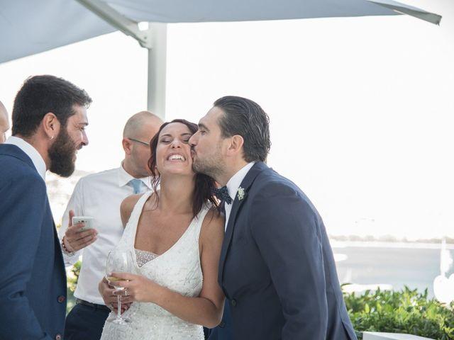 Il matrimonio di Massimiliano e Alessia a Napoli, Napoli 81