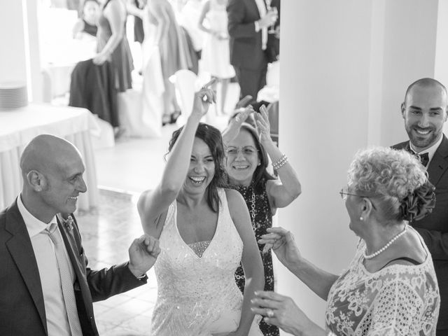 Il matrimonio di Massimiliano e Alessia a Napoli, Napoli 87