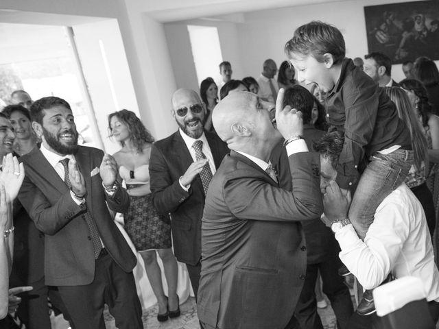 Il matrimonio di Massimiliano e Alessia a Napoli, Napoli 89