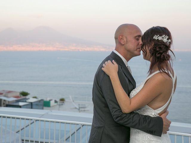 Il matrimonio di Massimiliano e Alessia a Napoli, Napoli 90