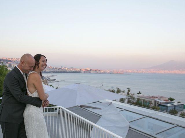 Il matrimonio di Massimiliano e Alessia a Napoli, Napoli 91