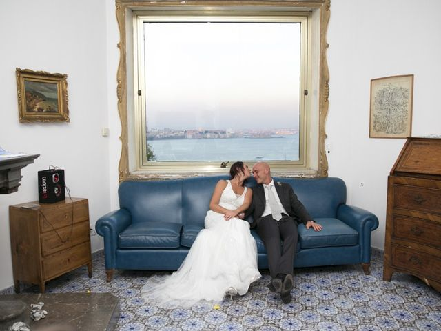 Il matrimonio di Massimiliano e Alessia a Napoli, Napoli 92