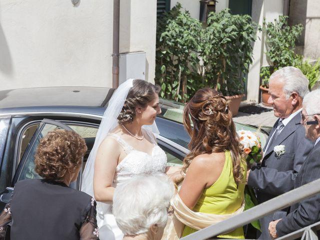 Il matrimonio di Sabrina e Giuseppe a Rogliano, Cosenza 5
