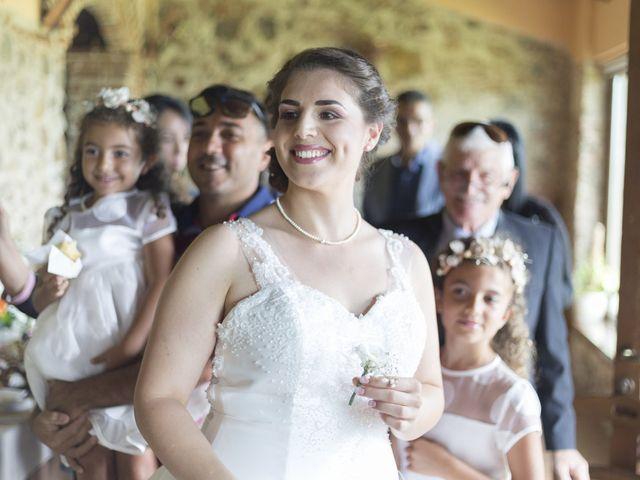 Il matrimonio di Sabrina e Giuseppe a Rogliano, Cosenza 9
