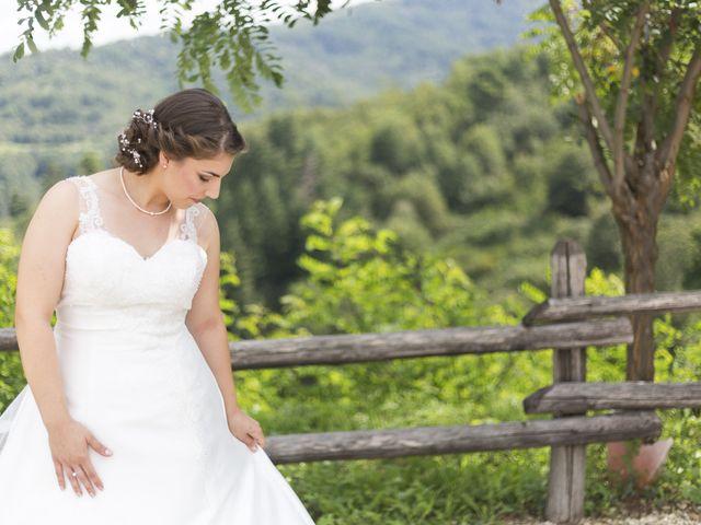 Il matrimonio di Sabrina e Giuseppe a Rogliano, Cosenza 10