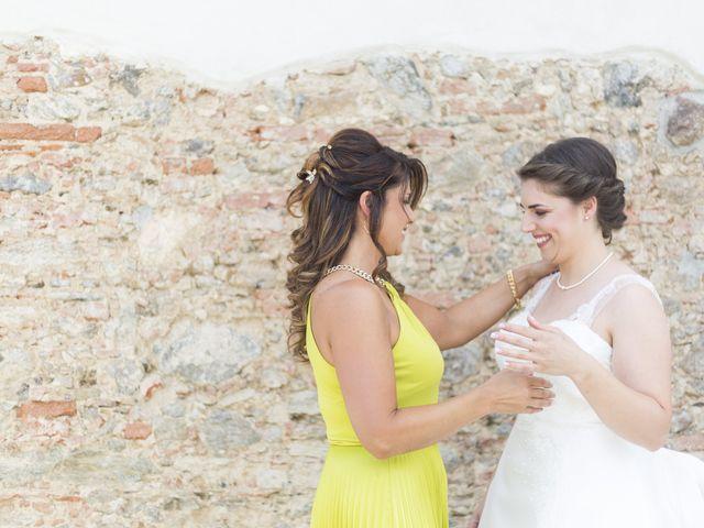 Il matrimonio di Sabrina e Giuseppe a Rogliano, Cosenza 11