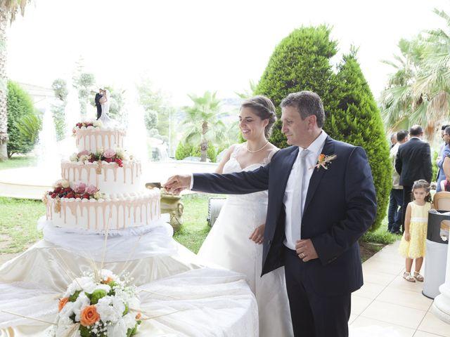 Il matrimonio di Sabrina e Giuseppe a Rogliano, Cosenza 14