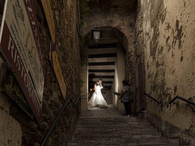Il matrimonio di Sabrina e Giuseppe a Rogliano, Cosenza 27