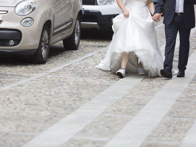 Il matrimonio di Sabrina e Giuseppe a Rogliano, Cosenza 32