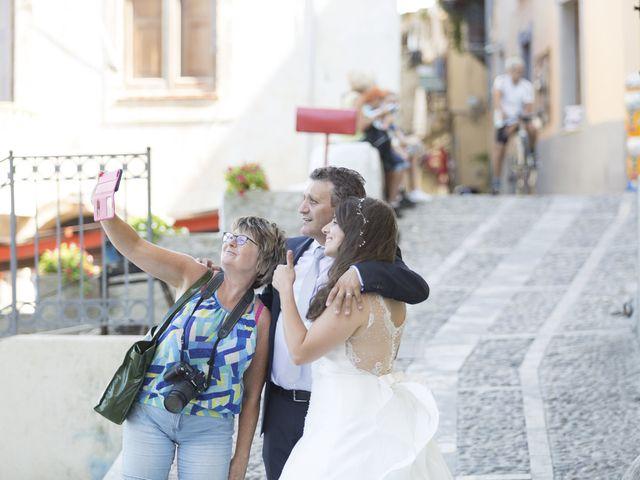 Il matrimonio di Sabrina e Giuseppe a Rogliano, Cosenza 33