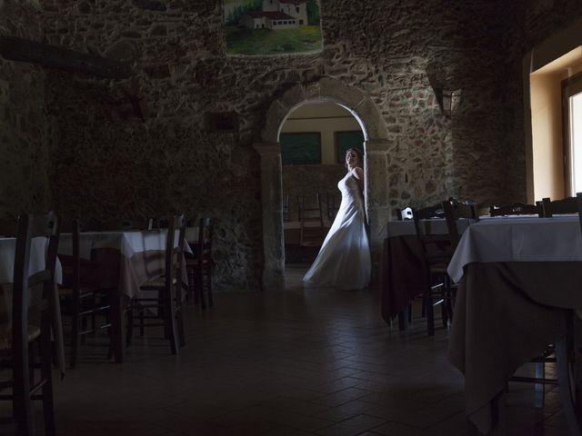 Il matrimonio di Sabrina e Giuseppe a Rogliano, Cosenza 46