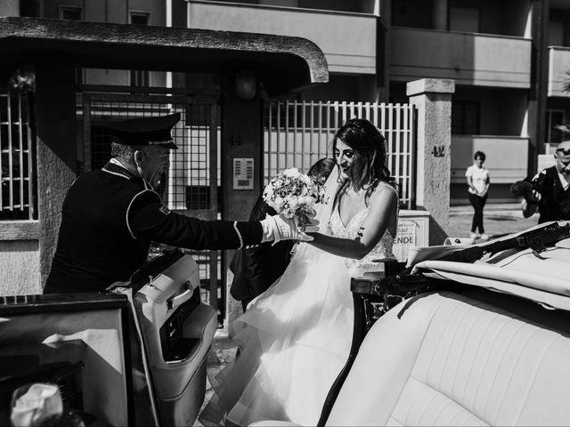 Il matrimonio di Mino e Alessia a Brindisi, Brindisi 98
