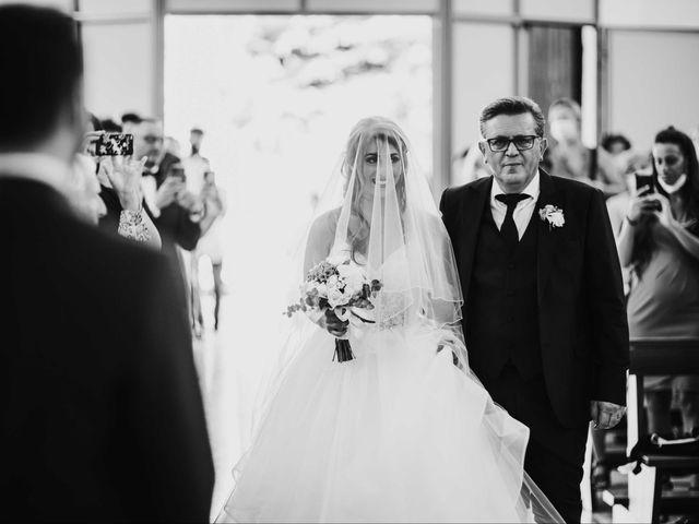 Il matrimonio di Mino e Alessia a Brindisi, Brindisi 110