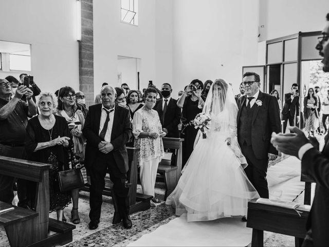 Il matrimonio di Mino e Alessia a Brindisi, Brindisi 111