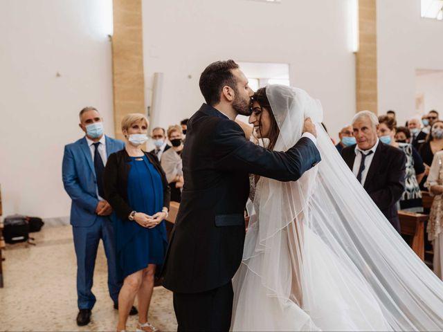 Il matrimonio di Mino e Alessia a Brindisi, Brindisi 113
