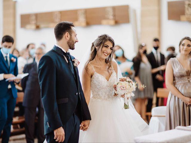 Il matrimonio di Mino e Alessia a Brindisi, Brindisi 116