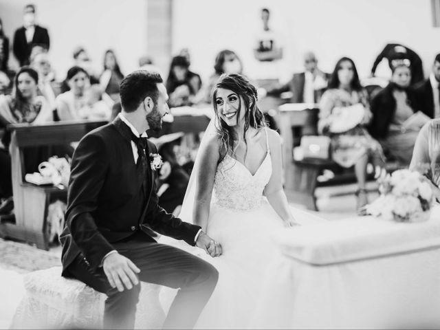 Il matrimonio di Mino e Alessia a Brindisi, Brindisi 124
