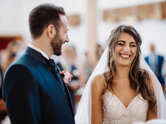 Il matrimonio di Mino e Alessia a Brindisi, Brindisi 126