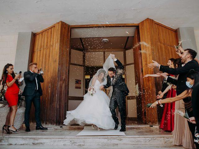 Il matrimonio di Mino e Alessia a Brindisi, Brindisi 128