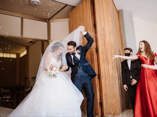 Il matrimonio di Mino e Alessia a Brindisi, Brindisi 129
