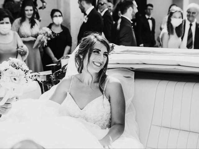 Il matrimonio di Mino e Alessia a Brindisi, Brindisi 134
