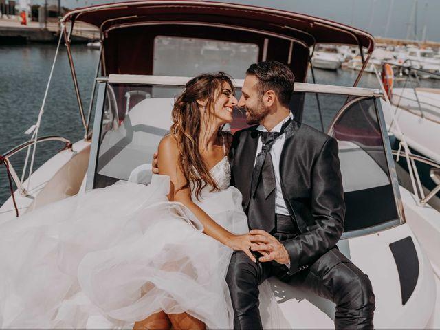 Il matrimonio di Mino e Alessia a Brindisi, Brindisi 136