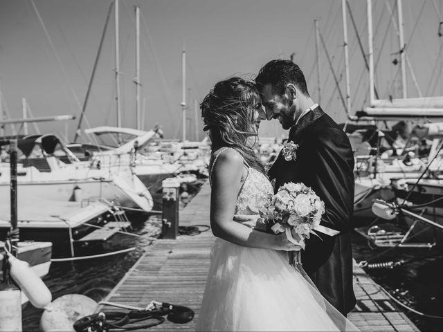 Il matrimonio di Mino e Alessia a Brindisi, Brindisi 139