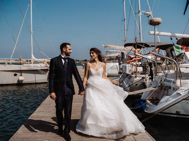 Il matrimonio di Mino e Alessia a Brindisi, Brindisi 144