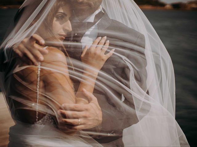 Il matrimonio di Mino e Alessia a Brindisi, Brindisi 147