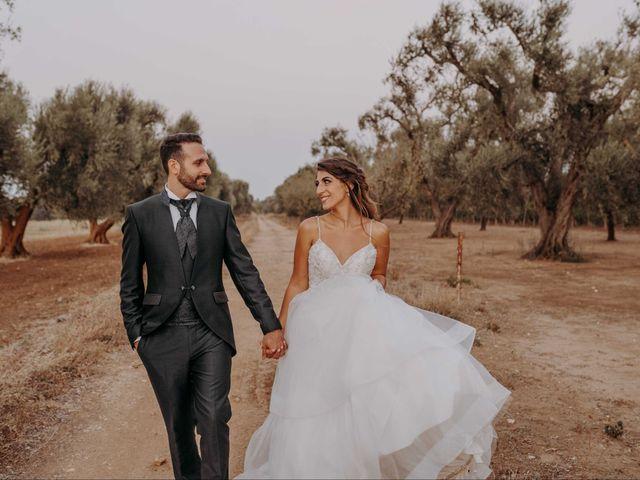Il matrimonio di Mino e Alessia a Brindisi, Brindisi 158