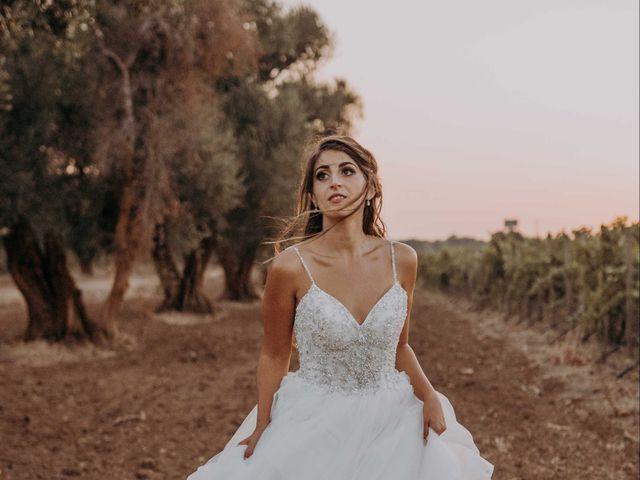Il matrimonio di Mino e Alessia a Brindisi, Brindisi 159