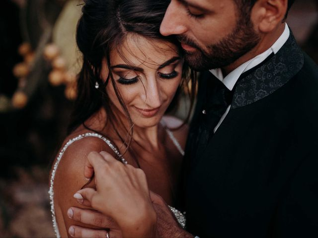 Le nozze di Alessia e Mino
