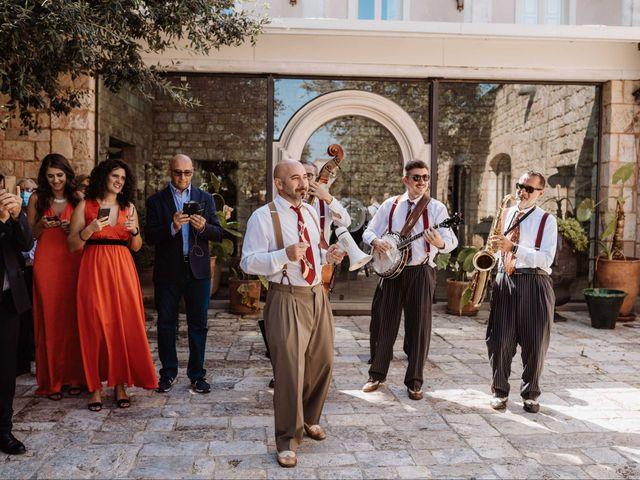 Il matrimonio di Mino e Alessia a Brindisi, Brindisi 173