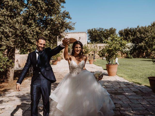 Il matrimonio di Mino e Alessia a Brindisi, Brindisi 175