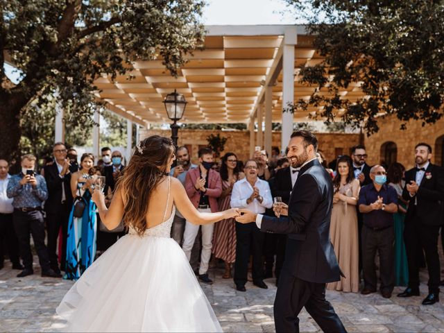 Il matrimonio di Mino e Alessia a Brindisi, Brindisi 178