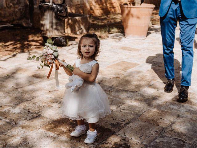 Il matrimonio di Mino e Alessia a Brindisi, Brindisi 179