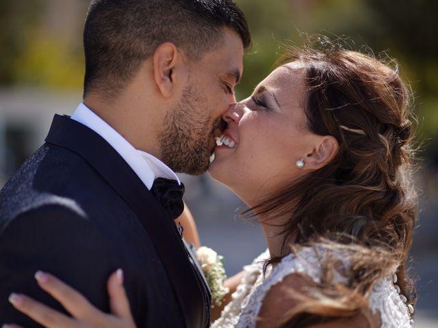 Le nozze di Brunella e Salvatore