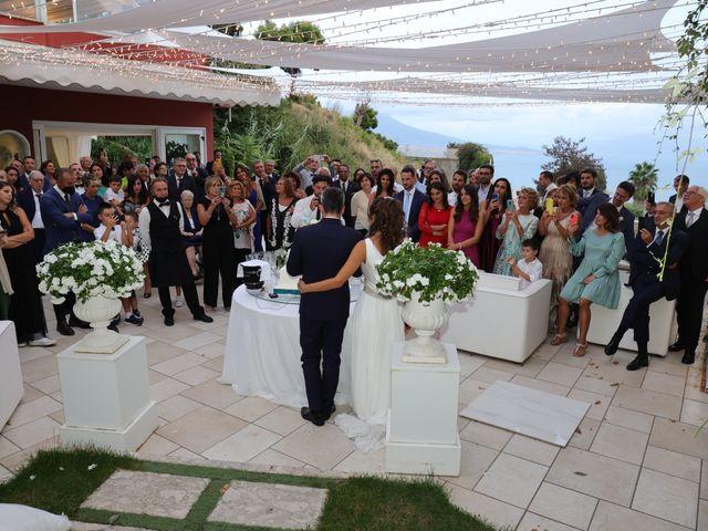 Il matrimonio di Marco e Ambra a Napoli, Napoli 1