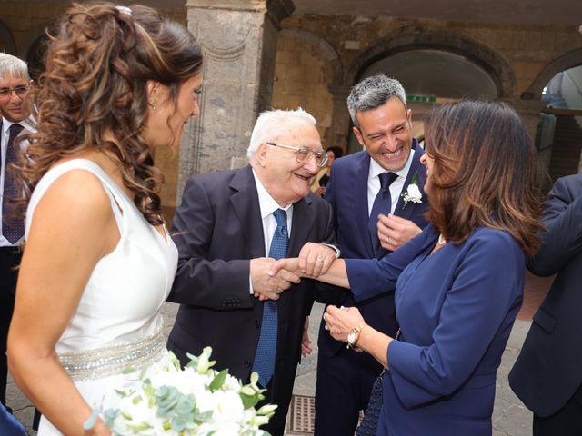 Il matrimonio di Marco e Ambra a Napoli, Napoli 39
