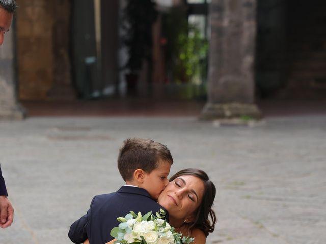 Il matrimonio di Marco e Ambra a Napoli, Napoli 40