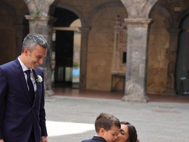 Il matrimonio di Marco e Ambra a Napoli, Napoli 41
