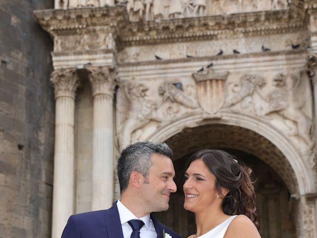 Il matrimonio di Marco e Ambra a Napoli, Napoli 43