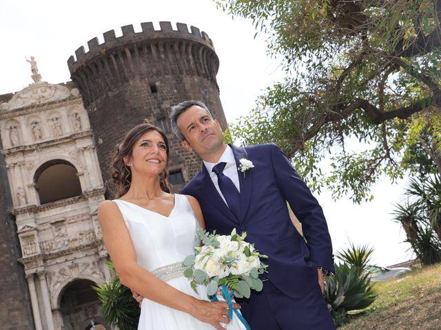 Il matrimonio di Marco e Ambra a Napoli, Napoli 44