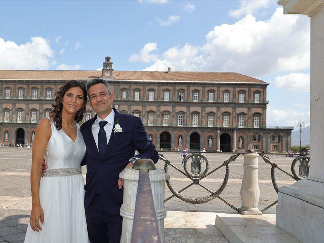 Il matrimonio di Marco e Ambra a Napoli, Napoli 45