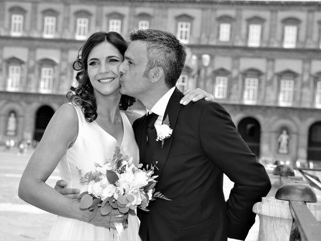 Il matrimonio di Marco e Ambra a Napoli, Napoli 46