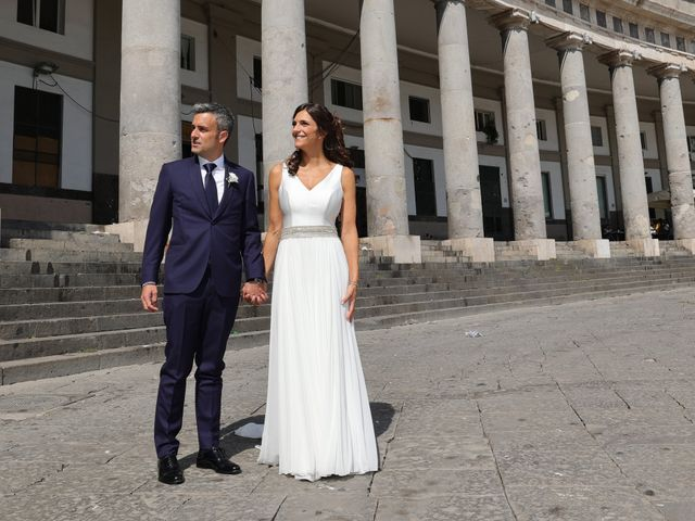 Il matrimonio di Marco e Ambra a Napoli, Napoli 47